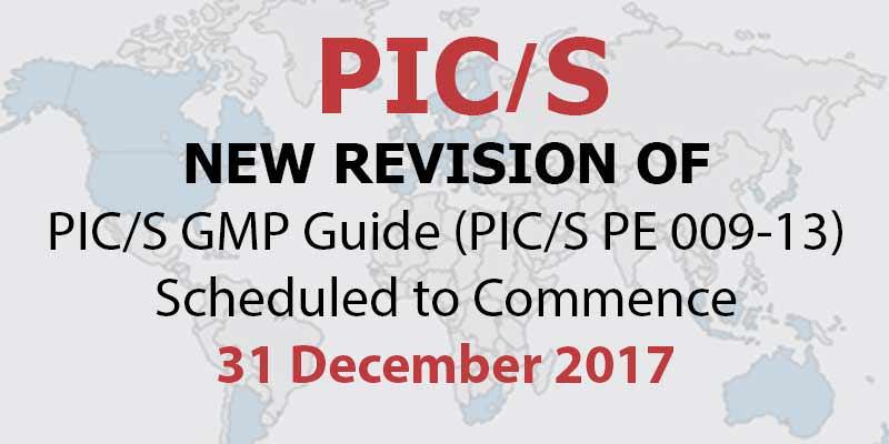 PIC/S PE 009-13 - 31 December 2017