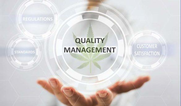 Medicinal Cannabis Quality Management System